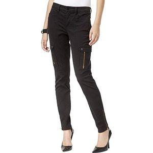 William Rast Jeans Utility Slimmer 32 Black Cargo